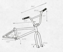 fly bikes 2016 proton verniz tamanho