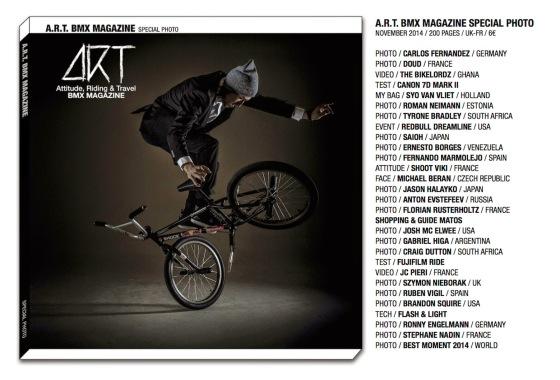 ART BMX PHOTO