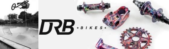 drb bikes peças de bmx